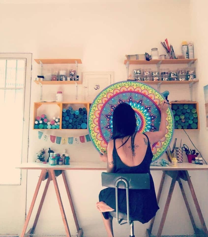 Thais Claraluz - #embudasartesnet - Tudo sobre Embu das Artes