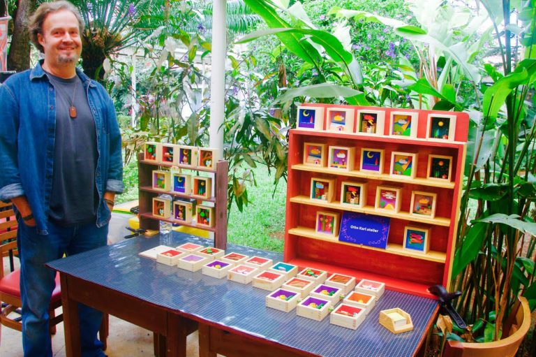 Arte sustentável! Conheça Otto Karl Atelier e seu respeito à madeira