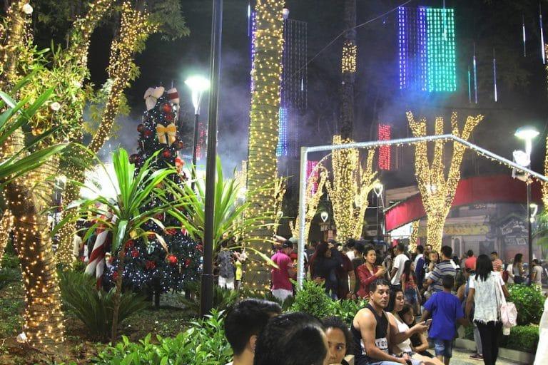 Veja atrações diárias do Natal Iluminado na Praça das Artes