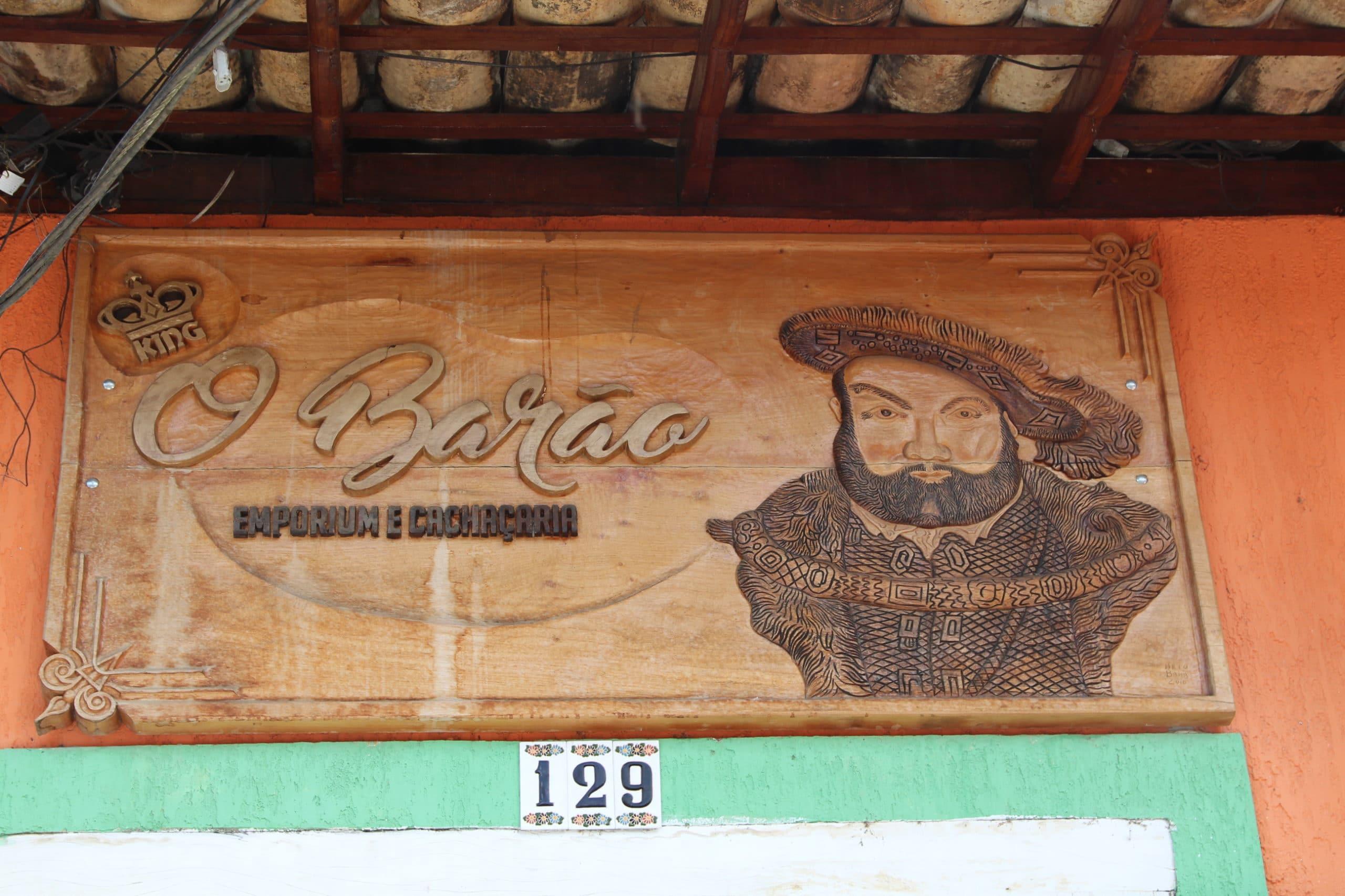 O Barão - Cachaçaria - embudasartes.net