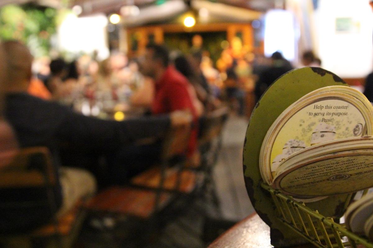 Aniversário de 20 anos do restaurante Garimpo