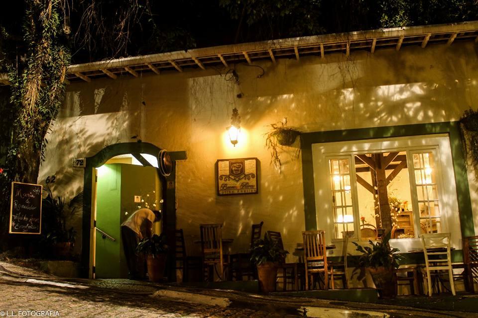 Onde jantar em Embu das Artes no dia dos namorados?