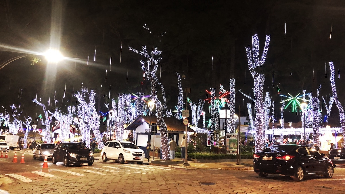 Natal Iluminado 2018 - #embudasartesnet - Tudo sobre Embu das Artes