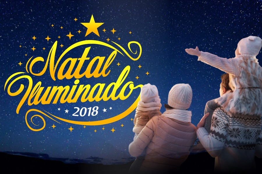 Participe do Natal Iluminado 2018