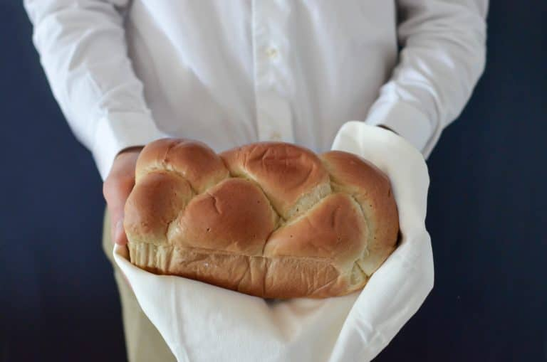 O delicioso pão de batata