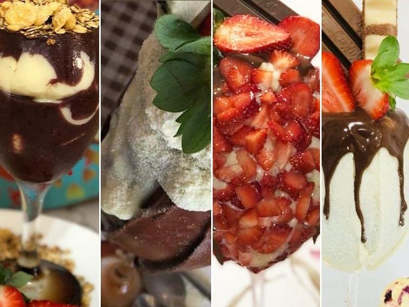 Top 5! Confira os melhores doces da Renataly