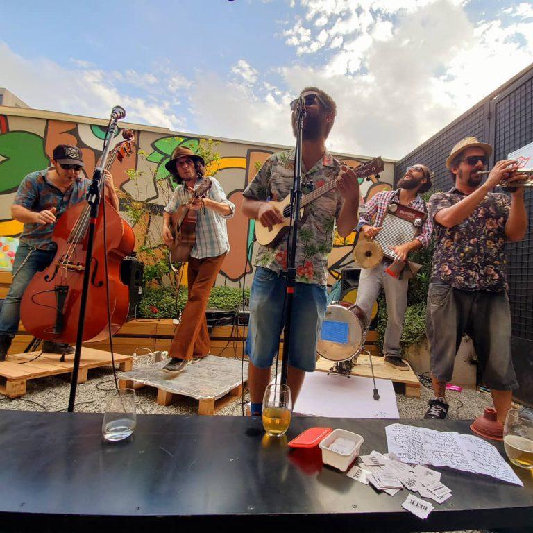 19/06: Celebração Emblues Beer Band na Praça das Artes