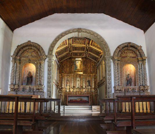 Interior do Museu de Arte Sacra - embudasartes.net - Tudo sobre Embu das Artes