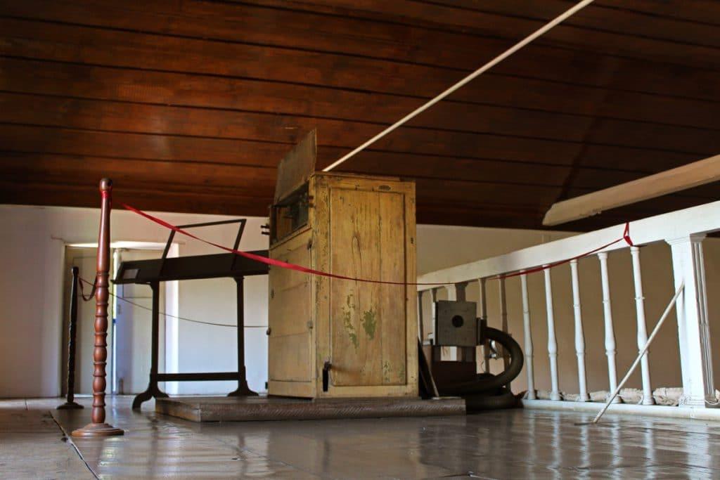 Orgão mais antigo do Brasil - Museu de Arte Sacra dos Jesuítas - embudasartes.net - Tudo sobre Embu das Artes