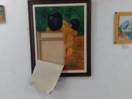 Vandalismo obras de arte Embu das Artes - embudasartes.net