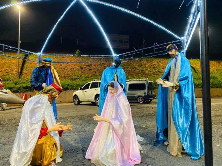 Bastidores! Veja fotos inéditas do Natal Iluminado de Cotia