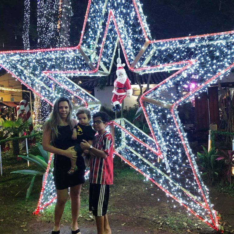 Oba! Natal Iluminado é adiado e fica até 12 de janeiro