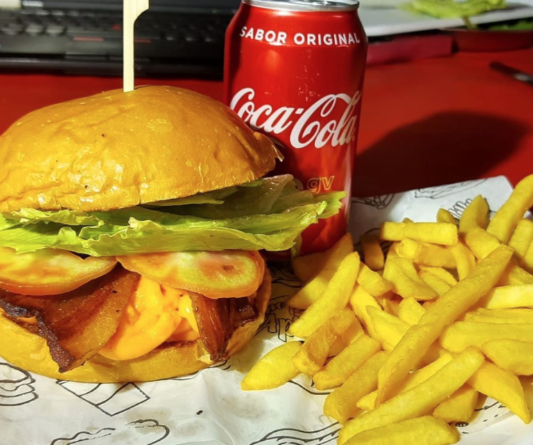Dg Burger