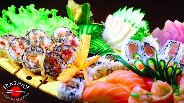 Irashaimase Sushi