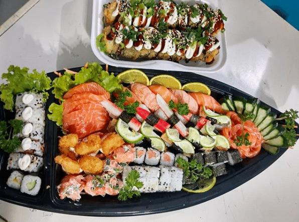 Ísis Sushi
