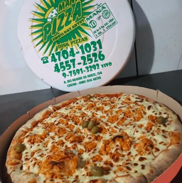 Pizzaria Maná