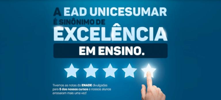 Unicesumar: Universidade oferece mais de 60 cursos EAD em Embu das Artes