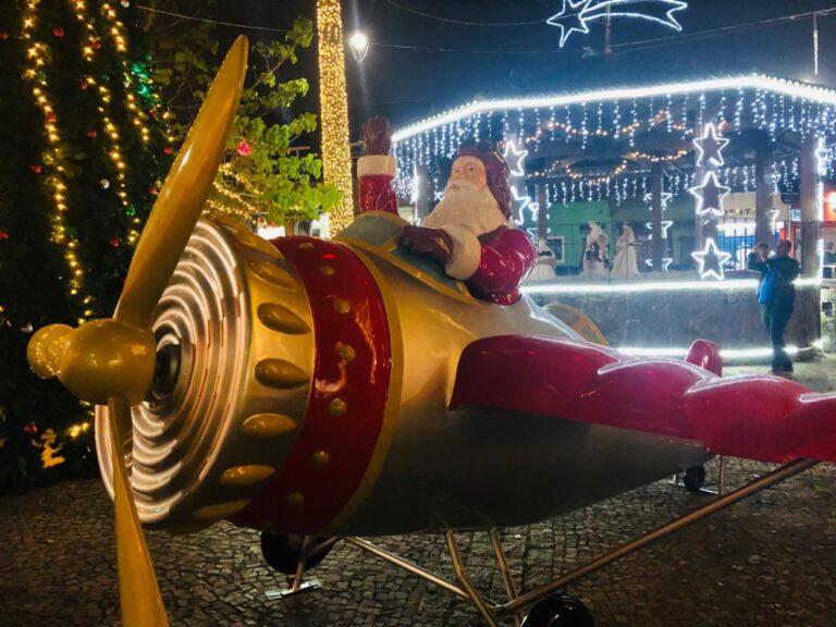 ⍟ Conheça as decorações de Natal do Grupo Alphas