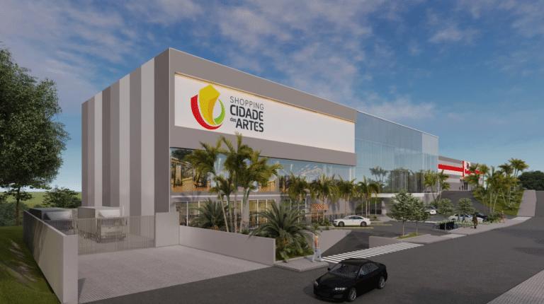 Veja! Shopping Cidade das Artes revela 4 salas de cinema